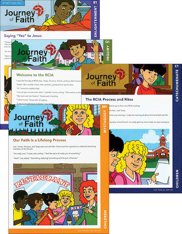 Journey of Faith for Children 2017: Complete Set