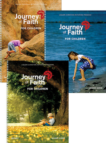Journey of Faith for Children 2017: Leader Guide Set