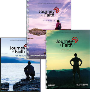 Journey of Faith for Adults 2016: Leader Guide Set