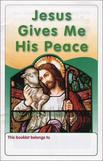 Christ Our Life, 1-8: Jesus Gives Me His Peace, Grade 2