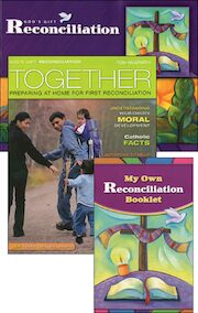 God's Gift: Reconciliation: Family Guide Set