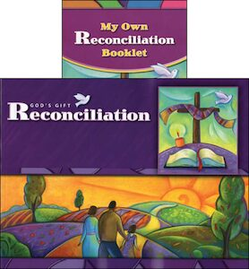 God's Gift - Reconciliation: Student Book with Reconciliation Booklet