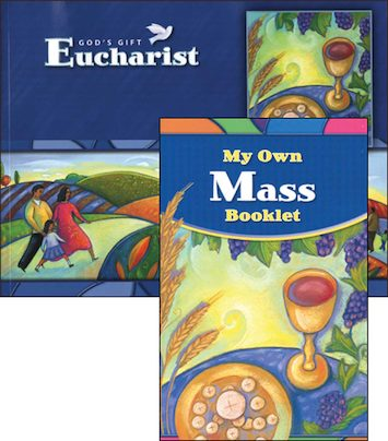God's Gift: Eucharist: Student Book with Mass Booklet