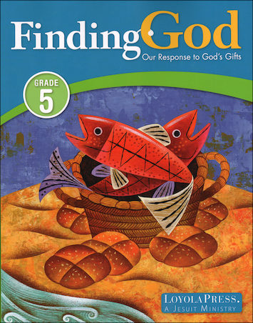 Finding God, K-8: Grade 5, Student Book