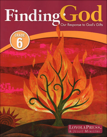 Finding God, K-8: Grade 6, Student Book