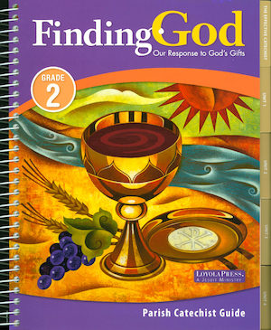 Finding God, K–8: Grade 2, Catechist Guide Kit, Parish Edition
