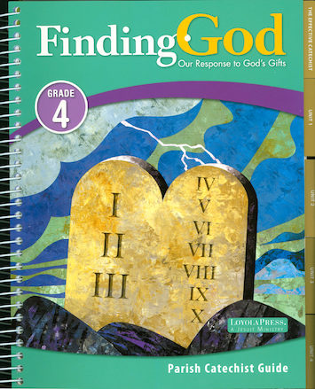 Finding God, K–8: Grade 4, Catechist Guide Kit, Parish Edition