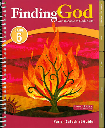 Finding God, K–8: Grade 6, Catechist Guide Kit, Parish Edition