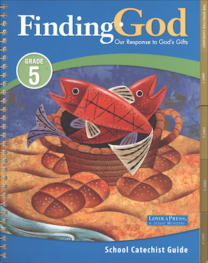 Finding God, K-8: Grade 5, Teacher Manual Kit, School Edition