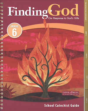 Finding God, K-8: Grade 6, Teacher Manual Kit, School Edition