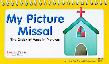 Adaptive Finding God, Grades 1-8: My Picture Missal Flip Book