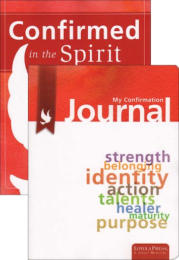 Confirmed in the Spirit: Candidate Book with Journal