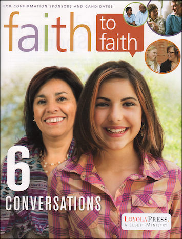 Confirmed in the Spirit: Faith to Faith, 10-pack, Sponsor Guide