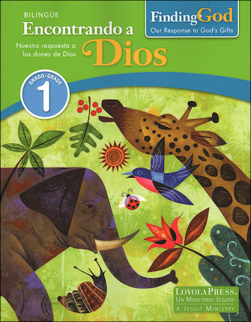 Encontrando a Dios, K-8: Grade 1, Student Book, Parish Edition