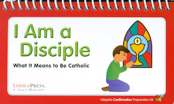 Adaptive Finding God, Grades 1-8: I Am a Disciple Flip Book