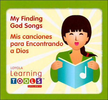 Adaptive Finding God, Grades 1-8: My Finding God Songs, Music CD