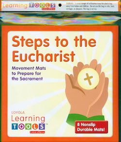 Adaptive Finding God, Grades 1-8: Steps to the Eucharist Movement Mats