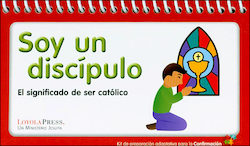 Adaptive Finding God, Grades 1-8: Soy un discipulo, Spanish Flip Book