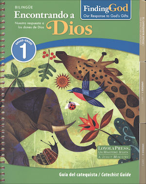 Encontrando a Dios, K-8: Grade 1, Catechist Guide Kit, Parish Edition