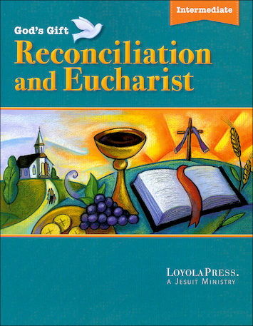 God's Gift 2016: Reconciliation and Eucharist: Student Book
