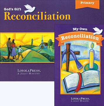 God's Gift 2016: Reconciliation: Student Book with Reconciliation Booklet