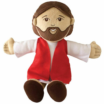 Finding God, K-8: Jesus, the Teacher plush figure, Kindergarten