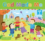 God Made Everything 2019: God Made Me, Age 3, Child Book