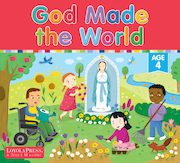 God Made Everything 2019: God Made The World, Age 4, Child Book