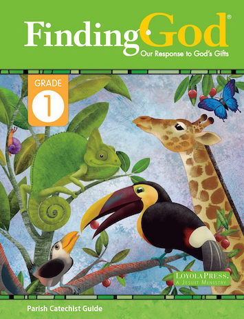 Finding God 2021, K-8: Grade 1, Catechist Guide, Parish Edition