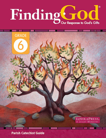 Finding God 2021, K-8: Grade 6, Catechist Guide, Parish Edition