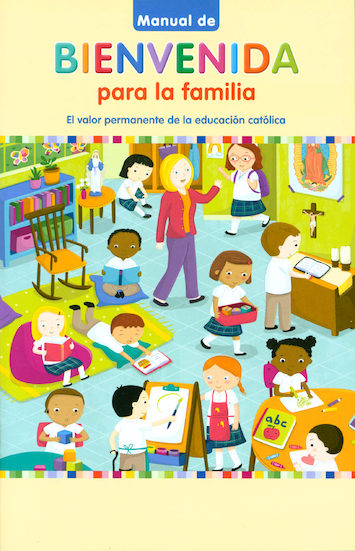 God Made Everything 2019: School Family Welcome Guide, Spanish, Ages 3-4, School Edition