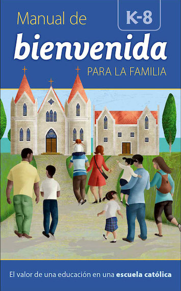 Finding God 2021, K-8: Family Welcome Guide, Spanish