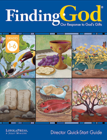Finding God 2021, K-8: Director Quick-Start Guide (Grades 1-6)