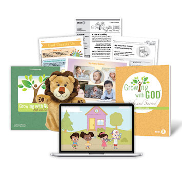 Kindergarten Teacher Resource and Family Pack