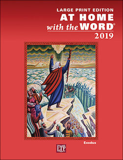At Home with the Word 2019, Large Print Edition