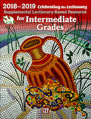 Celebrating the Lectionary: Intermediate Grades 2018-2019