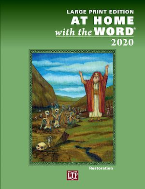 At Home with the Word 2020, Large Print Edition