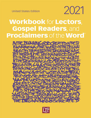 Workbook for Lectors and Gospel Readers 2021