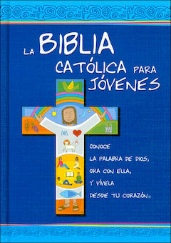 La Biblia Católica para Jóvenes, Junior, 2nd Edition, hardcover