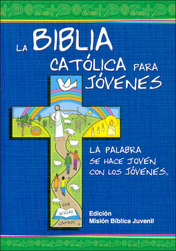 La Biblia Católica para Jóvenes, Junior, 2nd Edition, softcover
