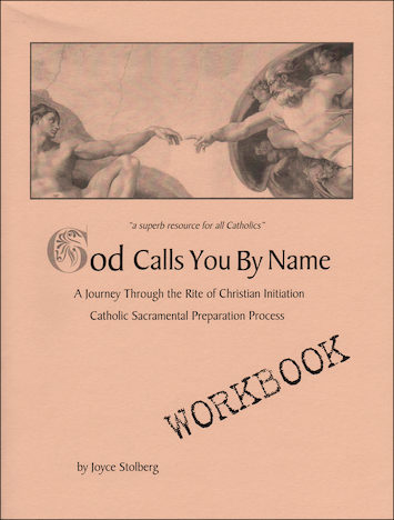 God Calls You By Name: Workbook
