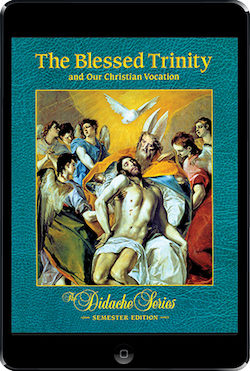 The Blessed Trinity and Our Christian Vocation, ebook (1 Year Access), Student Text
