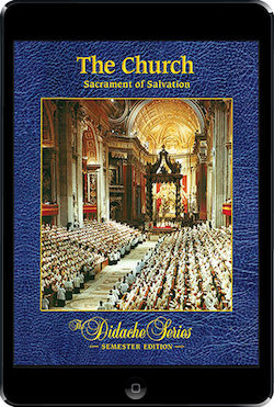 The Church: Sacrament of Salvation ebook (1 Year Access), Student Text