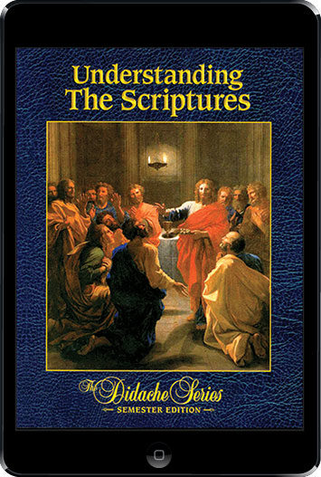 The Didache Semester Series: Understanding The Scriptures ebook (180 Day Access), Student Text