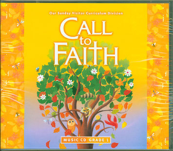 Call to Faith, K-8: Grade 1, Music CD