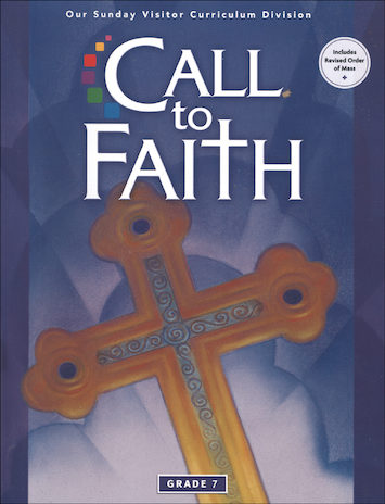 Call to Faith, K-8: Grade 7, Student Book