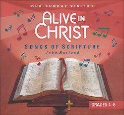 Songs of Scripture, Grades 4-6 Music CD