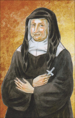St. Louise de Marillac, Grade 1 People of Faith Cards