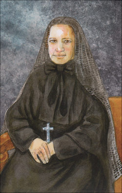 St. Frances Cabrini, Grade 1 People of Faith Cards