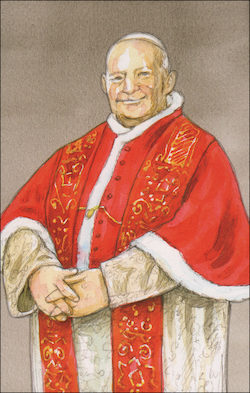 Blessed Pope John XXII, Grade 1 People of Faith Cards